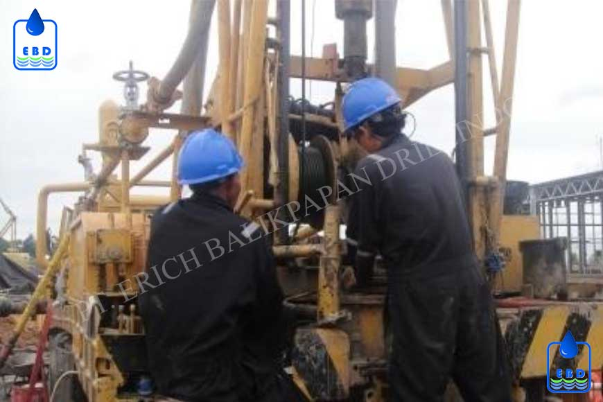 Deep Monitoring Well Drilling 1 New