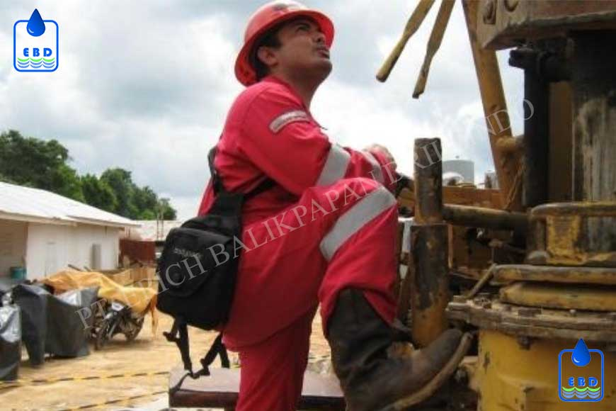 Deep Monitoring Well Drilling 3 New