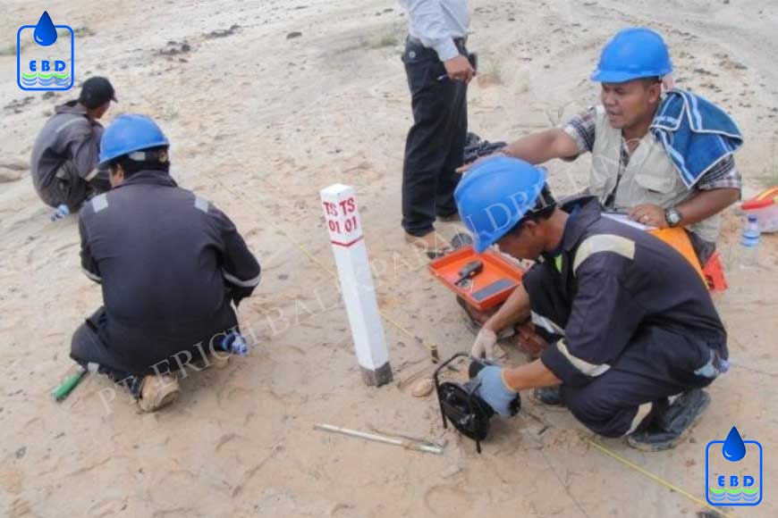 Deep Monitoring Well Drilling 9 New