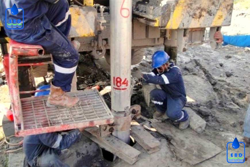 Deep Water Well Drilling & Installation of Piping 3 New